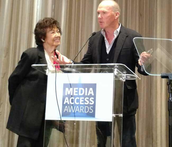 Media-Access-Awards-Fern-Field-Micheal-Keaton