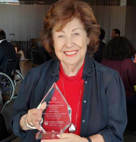 Fern Field LCA Award