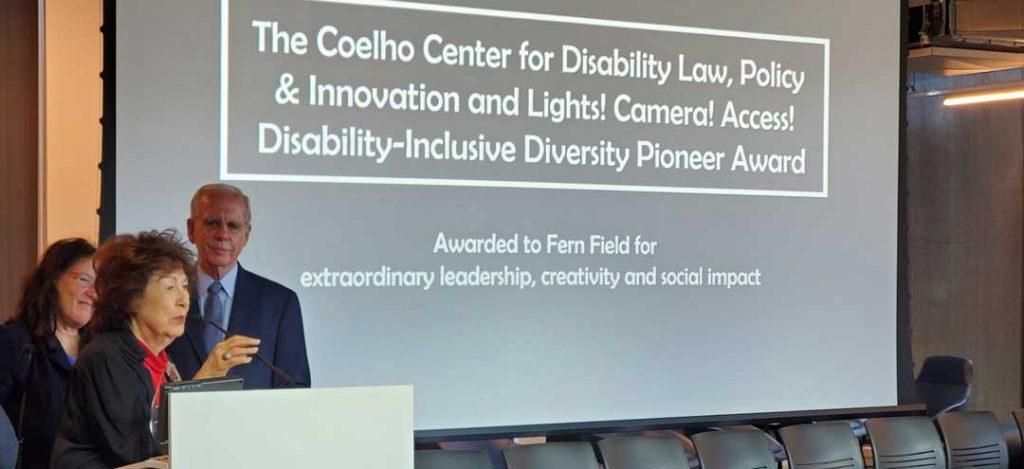 LCA Fern Field and Tony Coelho